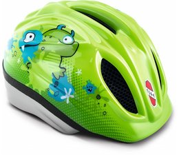 Puky Puky fietshelm small-medium groen monster PH1