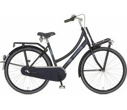"Cortina Cortina U4 Transport meisjesfiets 26"" 3-speed Atlantic Blue Mat 10+"