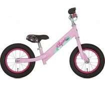 Alpina kinderfietsen Alpina Rider Loopfiets Blossom Pink 2,5+