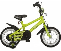 "Alpina kinderfietsen Alpina Comet jongensfiets 12"" Apple Green 3+"