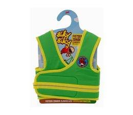 BikyBiky vest met handvat voor fietsles - Groen