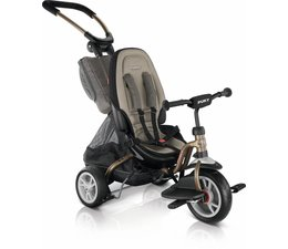 Puky Puky Carry-Touring-Kipper Ceety stadsdriewieler Brons 2+
