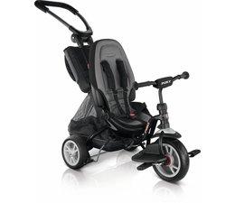 Puky Puky Carry-Touring-Kipper Ceety stadsdriewieler Zwart 2+