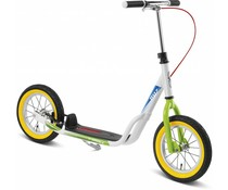 Puky Puky step R07L met luchtbanden Wit Kiwi 5+