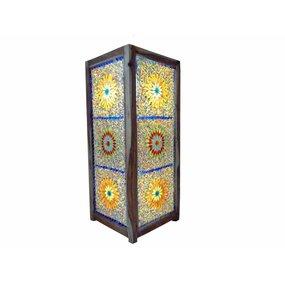 Vloerlamp design kleurrijk