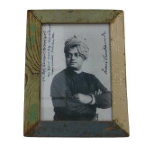 Fotolijst India sloophout 1 foto