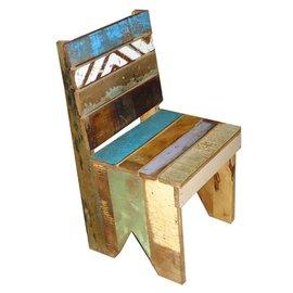 Kinderstoel sloophout