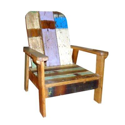 Kinderstoel lounge sloophout India