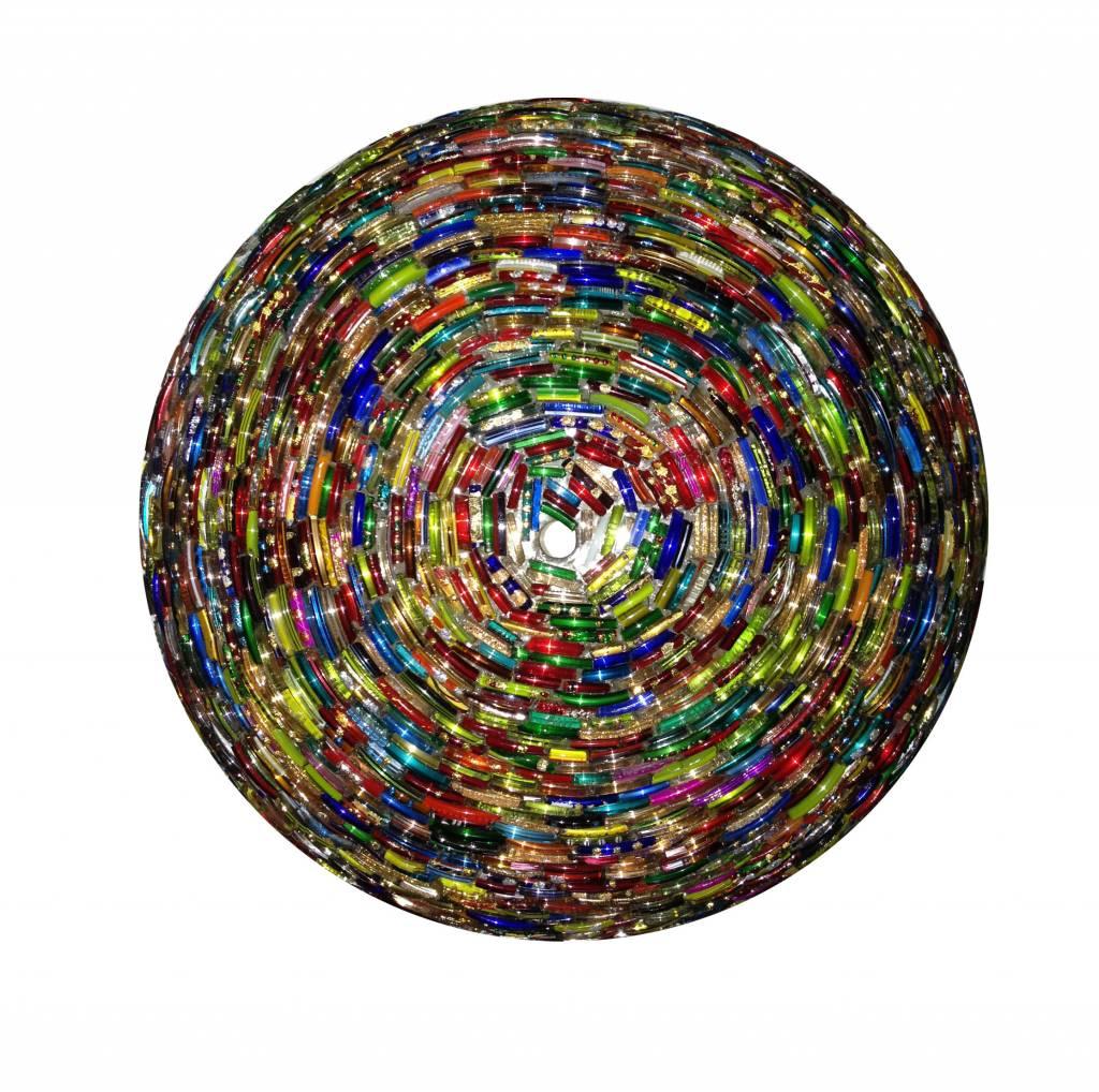 Home » Plafonniere all colours bangle van Indiase armbandjes