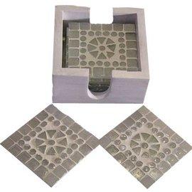Onderzetters mozaiek