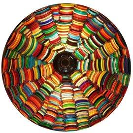 Plafonnière kleurrijk
