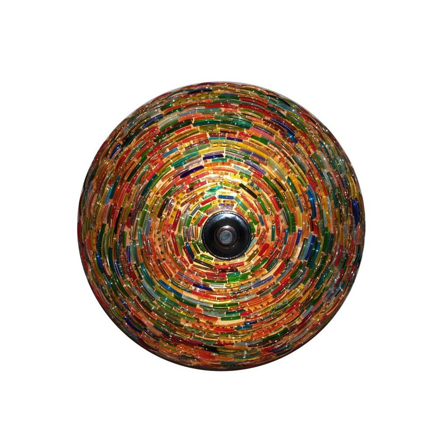 Plafonniere all colours bangle van Indiase armbandjes