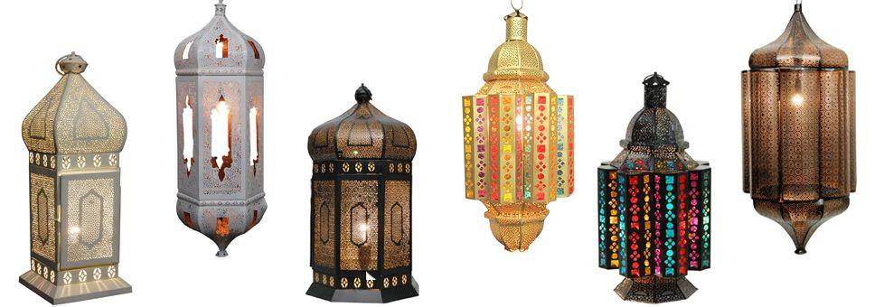 Oosterse lampen - oosterse lantaarns