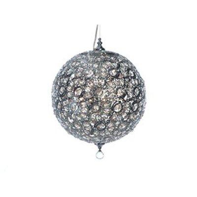 Ronde orientaalse hanglamp