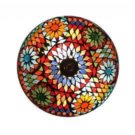 Plafonniere multi color turkisch design