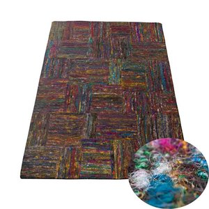 Carpet gerecycled zijde