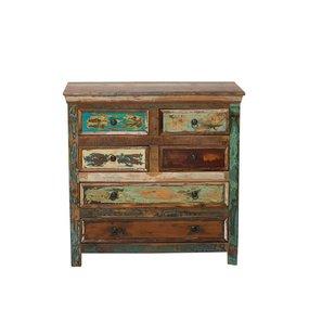 Sloophout meubels / kast