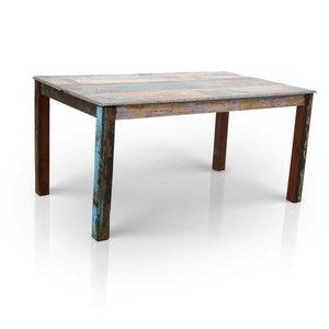 Eettafel scrapwood 200 cm