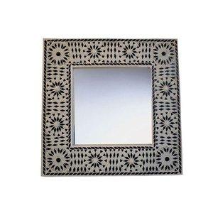 Spiegel zwart wit