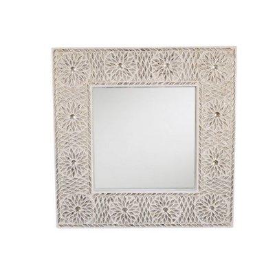 Spiegel transparant