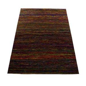 Handgeweven vloerkleed 160 x 230 cm