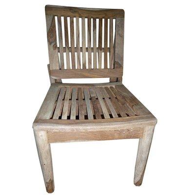 Klapstoel voor buiten sheesamhout