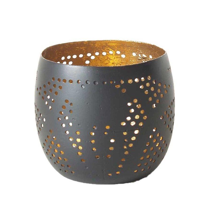 waxinelicht filigrain gold