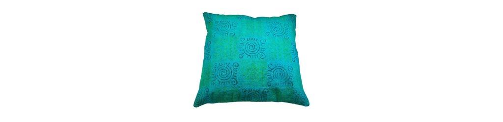 Oosterse kelim kussens kleurrijk en uniek.