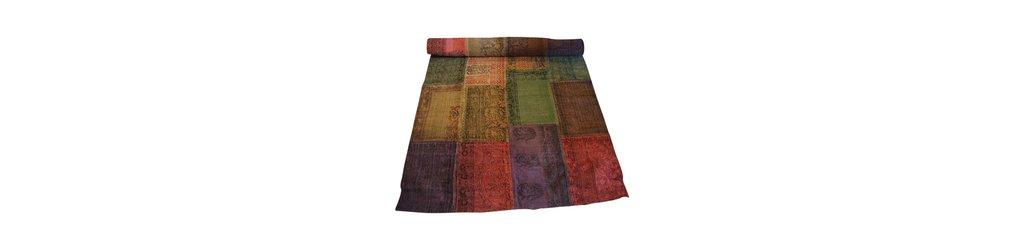 Kelim vloerkleed uit India
