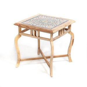 Plantentafel mozaiek