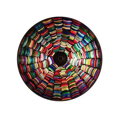 Plafonniere bangles multi colour