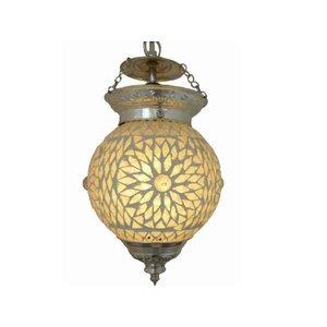 Hanglamp mozaïek transparant turkish design