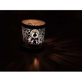 Waxinelicht boeddha