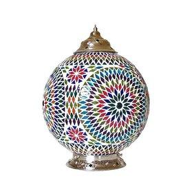 Tafellamp multicolor