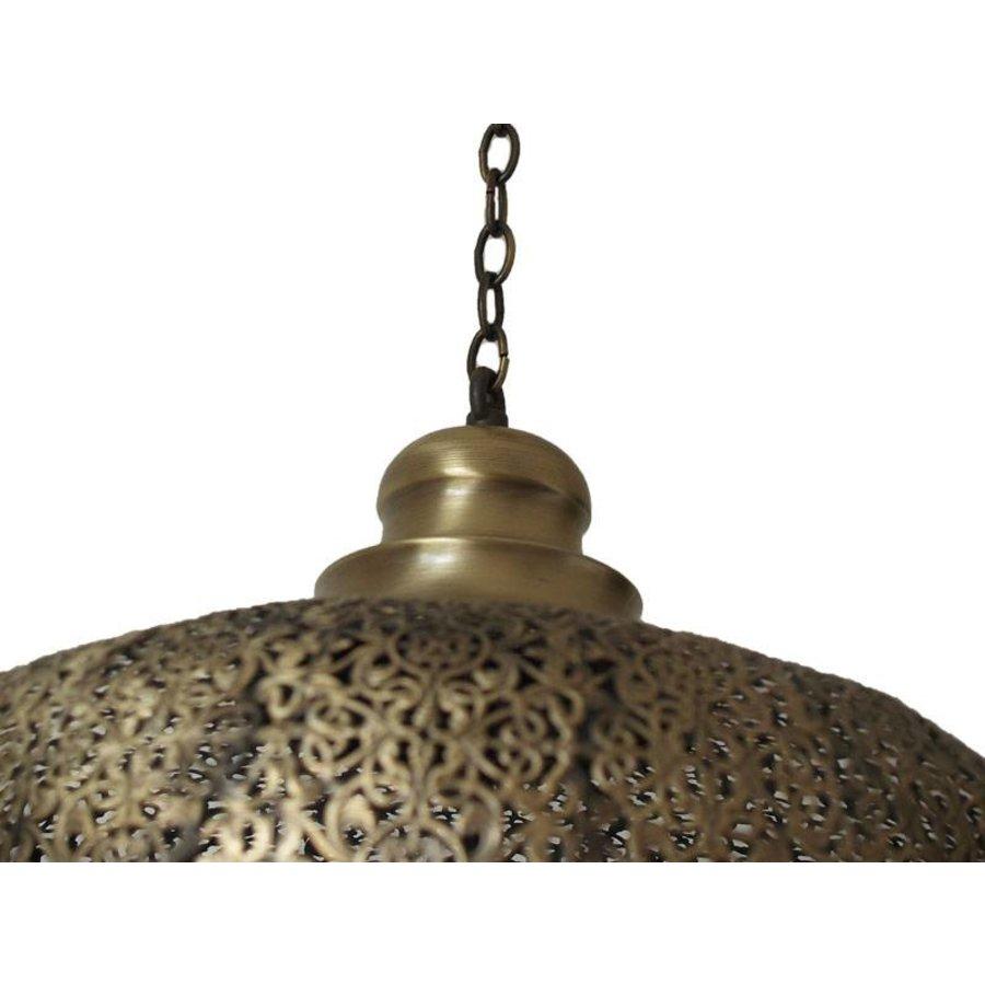 Lampion messing orientaal