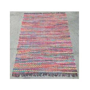 Vloerkleed ibiza stijl 160 x 230 cm