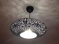 Filigrainlamp met spaarlamp