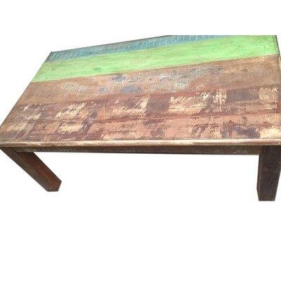 Salontafel wood 120 x 70 cm