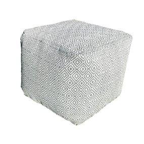 Buitenpoef grijs