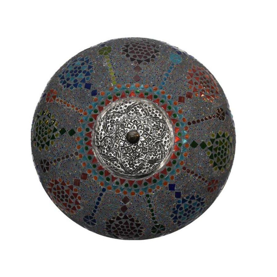 Oosterse plafondlamp design multi colour merel in wonderland for Design plafondlamp