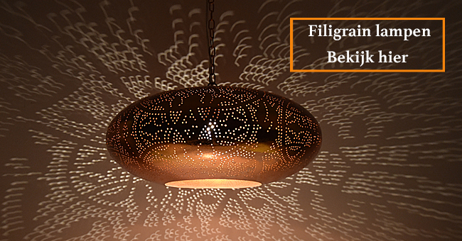 Oosterse Lampen Mozaiek Marokkaanse Plafonniere Poef