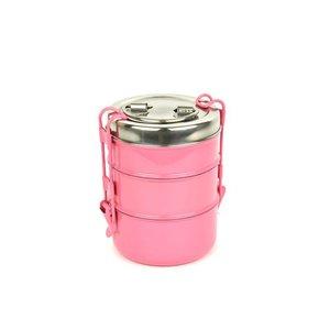 Tiffin India roze