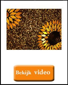 Video bekijken van sfeervolle plafonnière