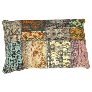 Patchwork kussen multi colour