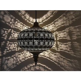 Hanglamp vintage goud