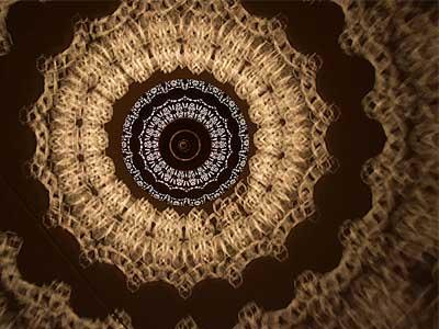 Magische licht effecten met filigrain lampen