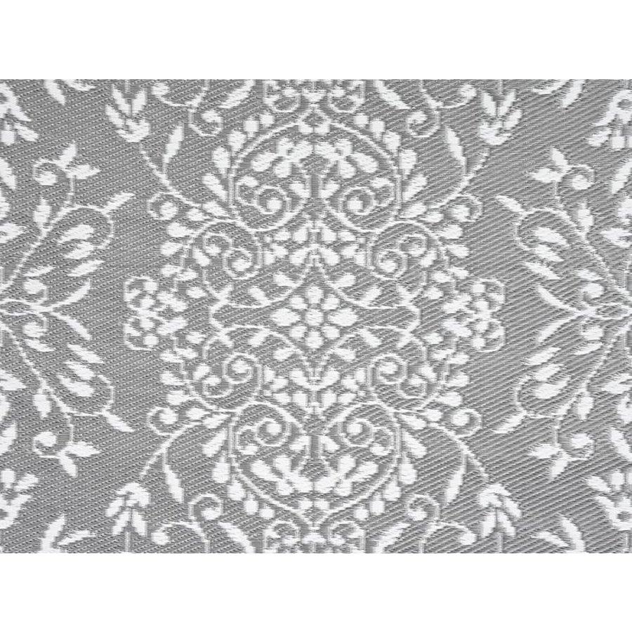 Buitenkleed orientaals grijs