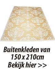 150x210 cm buitenkleden