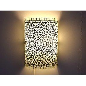 Wandlamp transparant