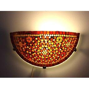 Oosterse wandlamp